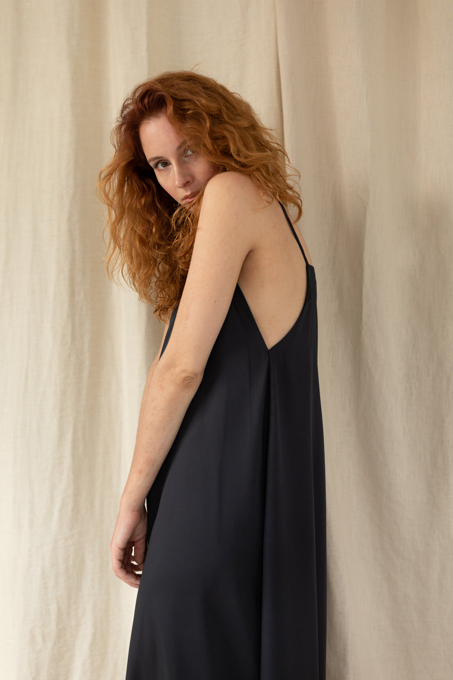 Live the Moment Strap Dress