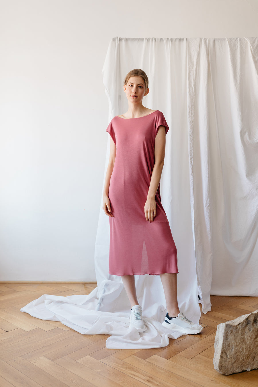 Up To You Simple Dress
