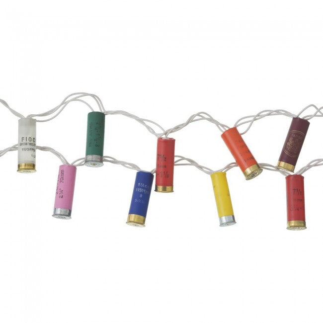 Shotgun Shell Light Strand