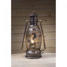 Load image into Gallery viewer, Bronze Western Cutout Lantern