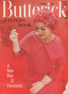 E-Book 1959 Butterick Patterns Spring Home catalogue - PDF Download