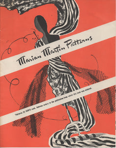 E-Book 1949/50 Marian Martin Fall/Winter Catalogue - PDF Download