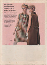 E-Book 1968 Simplicity Fashion News - Spring (May) Catalogue - PDF Download