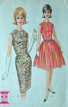 1960's McCall's Dress Pattern - Bust 36 - no. 6756