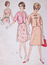 1960's Simplicity Dress and Jacket Pattern - Bust 32 - no. 4481