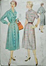 1950's McCall's Dress Pattern - Bust 34