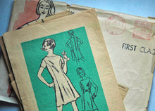 DISCOUNTED** 1970's Mail Order One-Piece Dress Pattern - Bust 35 - no. A617