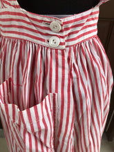 1940's Candy Striper Dress from Recreation and Coffee - XS/S