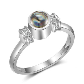 100 Languages - I Love You Ring Silver 925