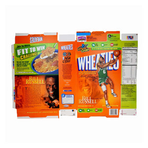 Autographed NBA Wheaties Box