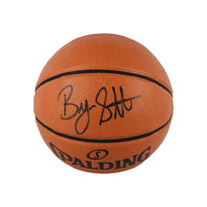 Autographed NBA Replica Basketball – Black