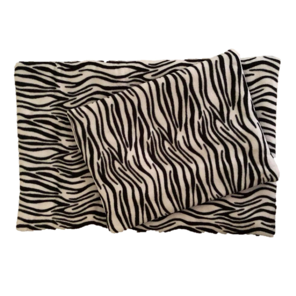 Crate Mat - Zebra Design