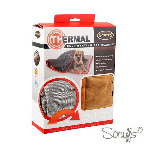 Scruffs Thermal Self Heating Blanket
