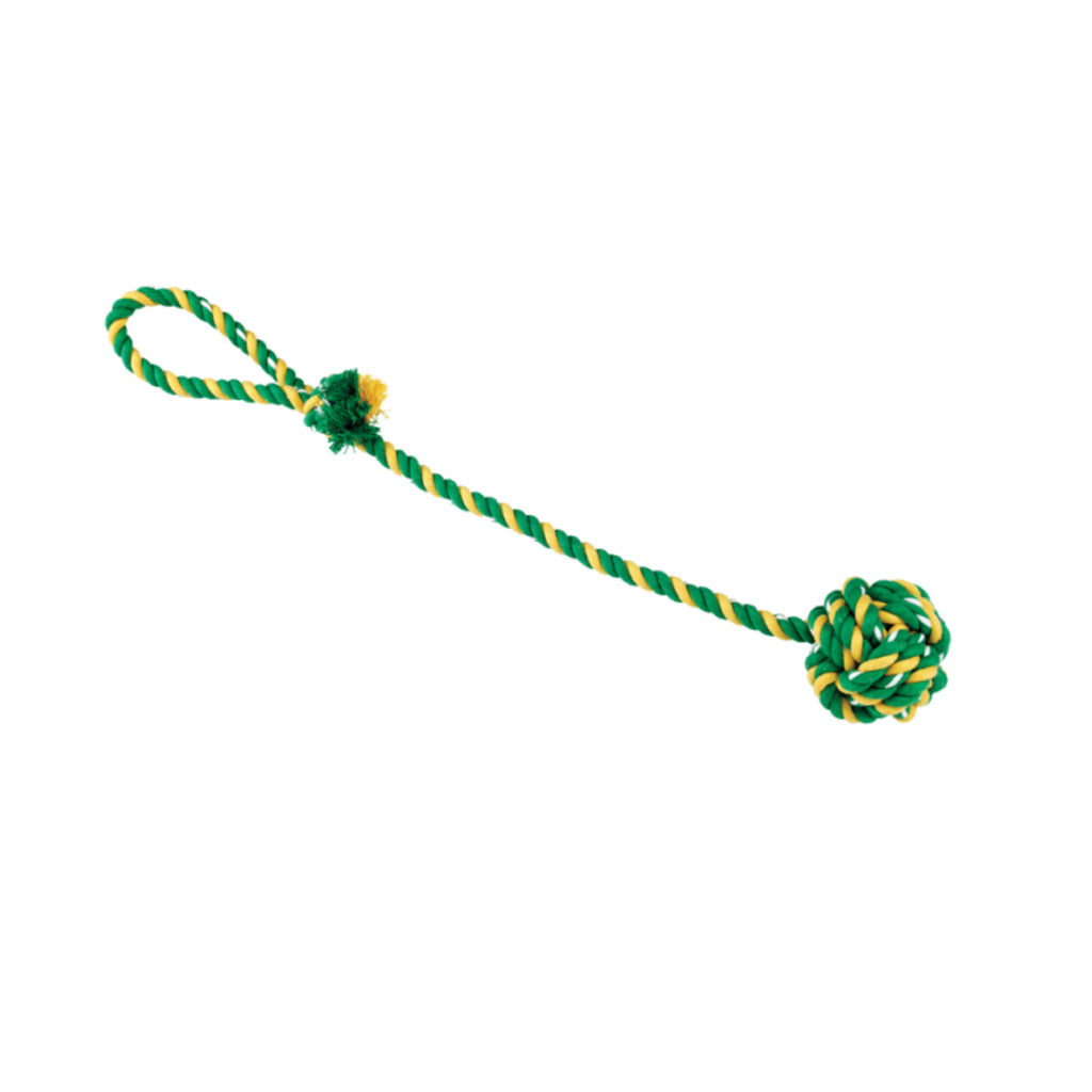 GOR Tugs Rope Knot Toy