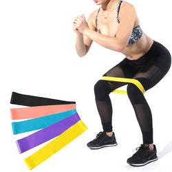 5pcs/Set Pilates Gym Resistance Bands