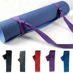 Adjustable Yoga Mat Belts