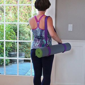 Fitness Elastic Yoga Pilates Mat