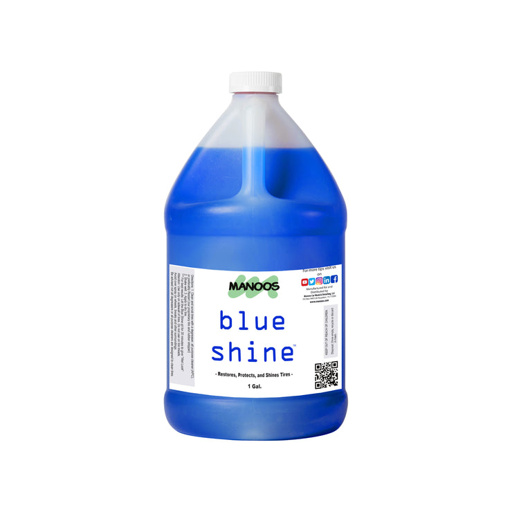blue shine™ | premium tire shine