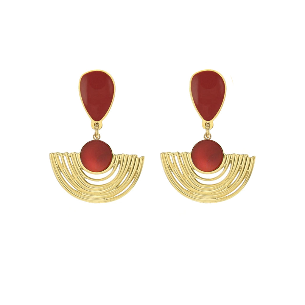 BOUCLES ARC DUO - ORIGINES