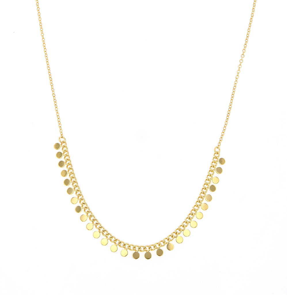 COLLIER CHAINE POIS - ORIGINES