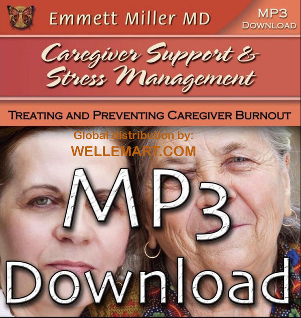 Caregiver Support and Stress Management