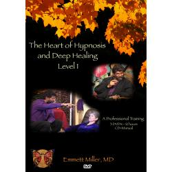 Heart of Hypnosis and Deep Healing: A Professional Training (3 DVDs)