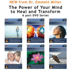 Power of Your Mind to Heal and Transform Your Life Suite (6 DVDs)