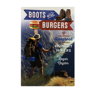 Boots and Burgers by Roger Naylor