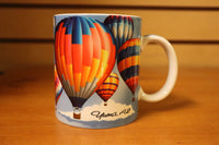 Colorado River Crossing Balloon Festival Coffee Mug