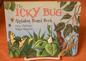 The Icky Bugs Children Books Collection