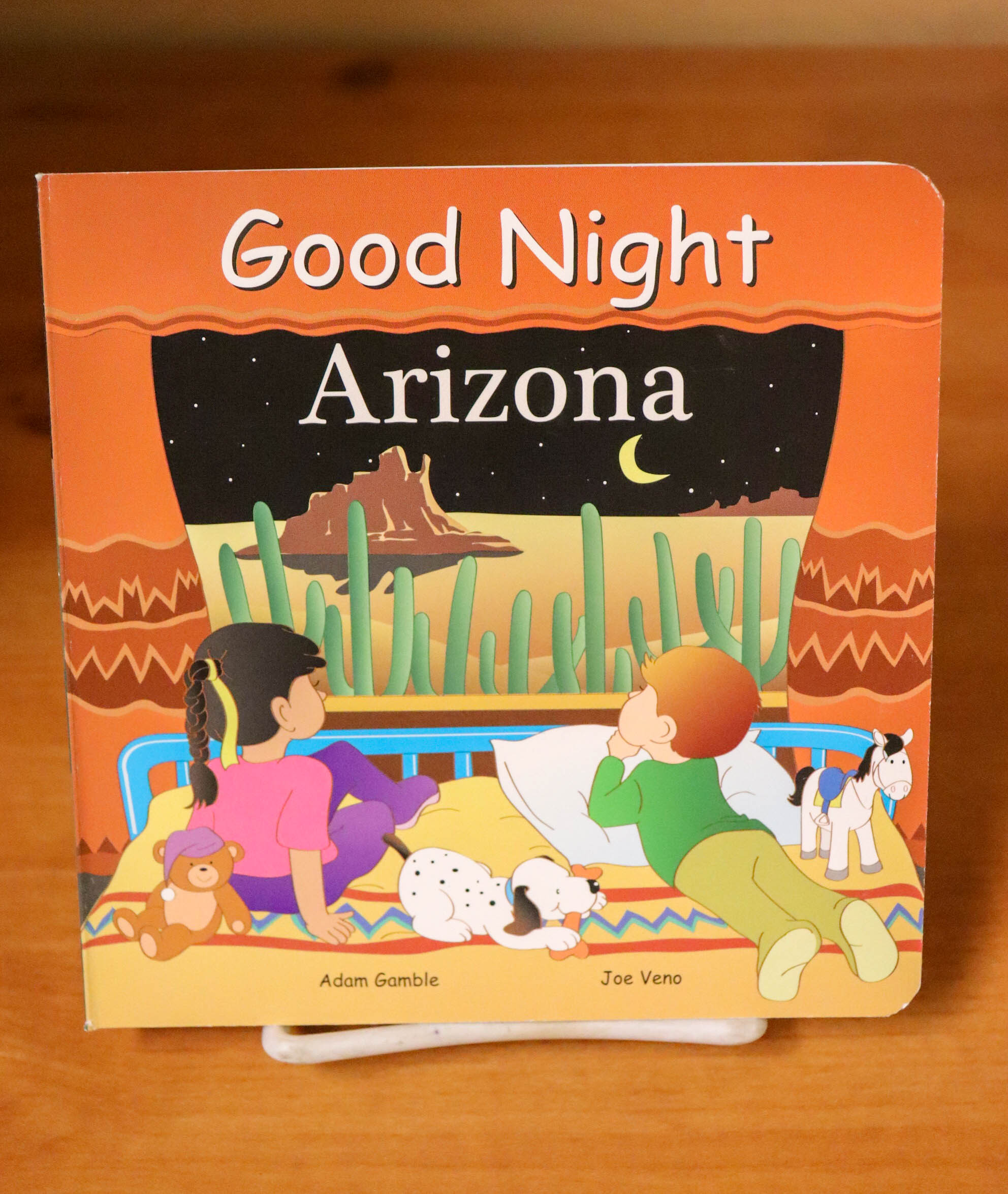 Goodnight Arizona by Adam Gamble and Joe Veno