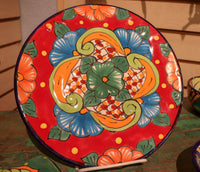 Ceremic Decorative Plate