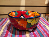 Mexico Ceramic Bowls with Feet