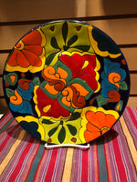 Mexico Ceramic Large Plate