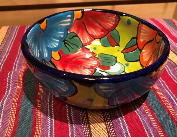 Ceramic Mexico Bowls (Small)