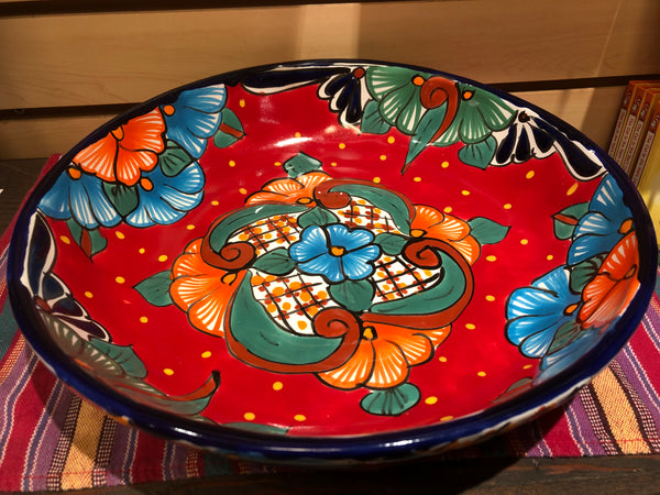 Mexico Ceramic Serving Bowls
