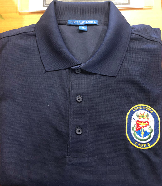USNS YUMA POLO SHIRT