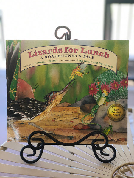 Lizards for Lunch : A Roadrunner's Tale