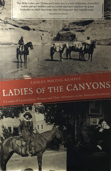 Ladies of the Canyon by Leslie Poling-Kempes