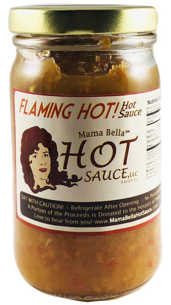 Mama Bella's Hot Sauces and Jellies