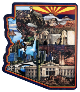 Arizona State Magnet