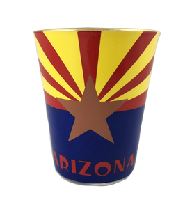 Arizona Flag Shot Glass