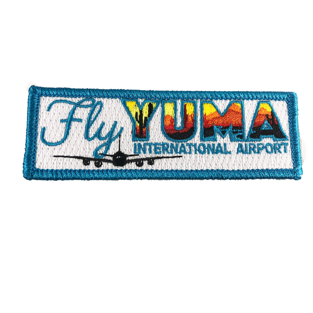 Fly Yuma Iron-On Patch