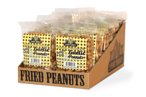 Peanut Trading Company - Deep Fried Peanuts Counter Display - Garlic