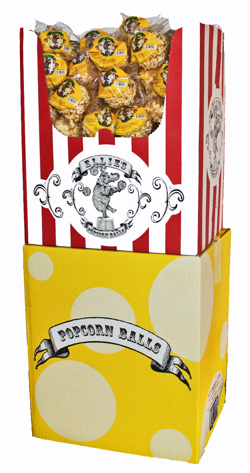 Ellie's - Original Popcorn Ball Shipper 100ct