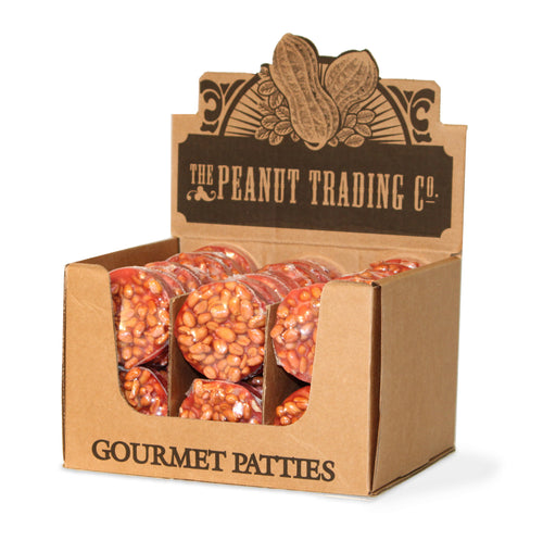 Peanut Trading Company - Peanut Pattie Counter Display - Mini