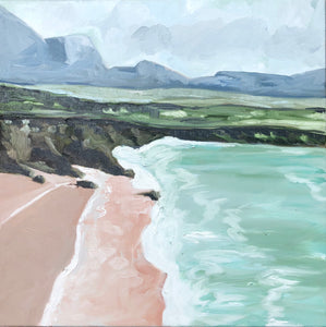 Scottish Shores Seascape/Landscape
