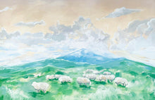 Load image into Gallery viewer, The One Lost Sheep Print