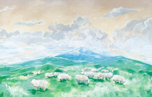 The One Lost Sheep Print