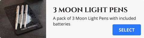 Moon Light Pen 3 Pack